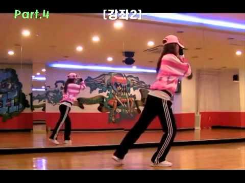 Dance tutorial Sherlock-SHINee [parte 2]