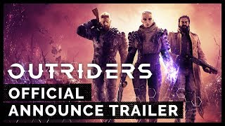 Outriders - Official Announce Trailer | E3 2019