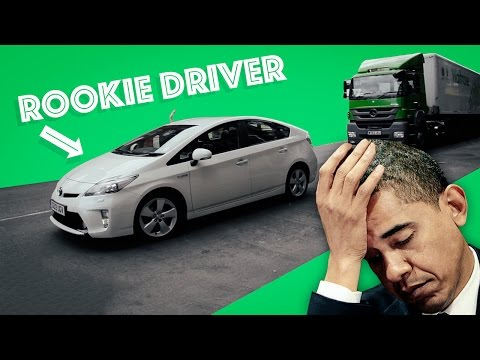 9 Dumb Things You Do As A Rookie Driver