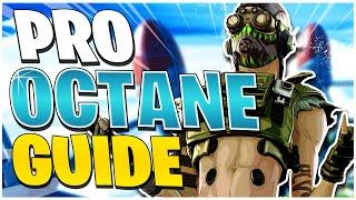 PRO OCTANE GUIDE - HOW TO PLAY OCTANE! (Tips & Tricks) Apex Legends Season 9