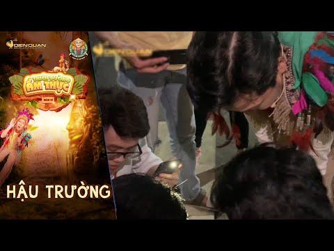 Thiên đường ẩm thực 6 | Hậu trường: Trục trặc ập tới, Tộc trưởng Trường Giang cùng ekip sửa đạo cụ