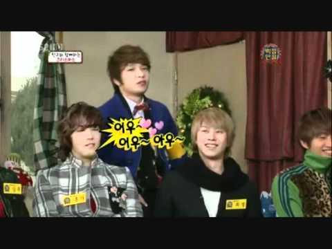 Imitating Hongki Part 2 (Heechul Eunkyuk Simon D ).wmv