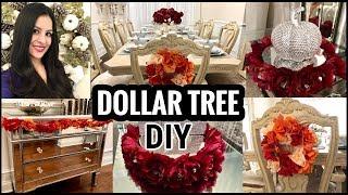 Dollar Tree DIY | Fall Decor Ideas 2018 | DIY Home Decor