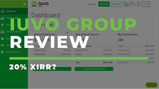 Iuvo Group Review - My Experience and How to get a 90€ Bonus