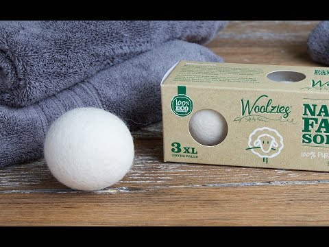 Woolzies - Natural Fabric Softener Dryer Balls