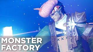 Monster Factory: Cid Finalfantasy's Cat Man Quest