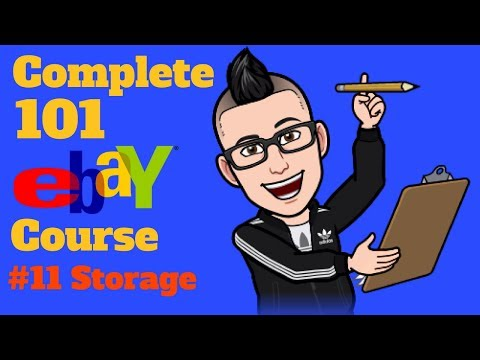 How to Store ebay Clothing Inventory