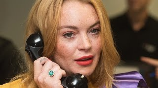 Lindsay Lohan Has A Super Weird New Accent - Video