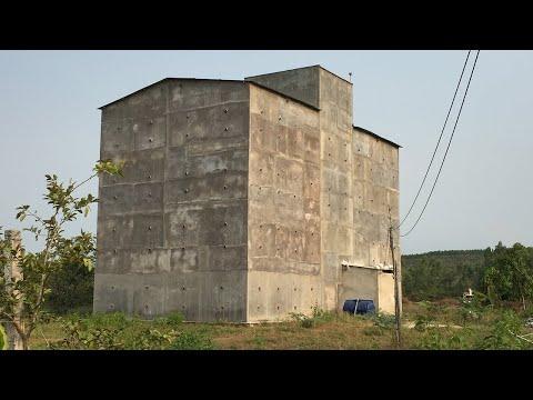 Xây dựng nhà yến Anh Trung ở Ninh Hòa Khánh Hòa