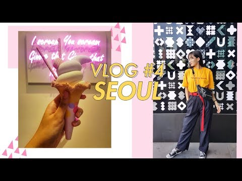 """""""IN SEOUL"""" VLOG#4 (SMTOWN COEX, SMTOWN MUSEUM, CAFE…)"""