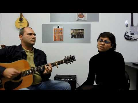 Cover Something in the Way (Jorja Smith) - Profº Jefferson Borim e Giovana Alves