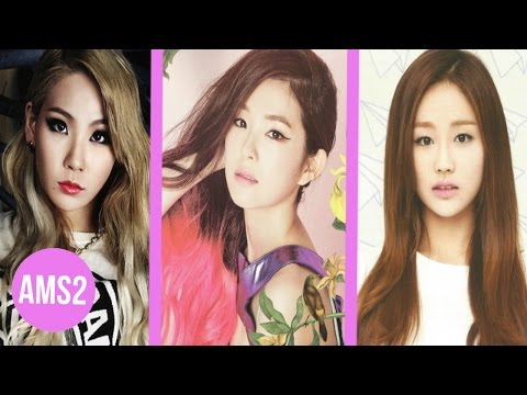 Leader & Rapper In Girl Groups 2016 (Especial Vídeo)