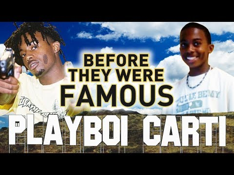 PLAYBOI CARTI - Before They Were Famous - MAGNOLIA