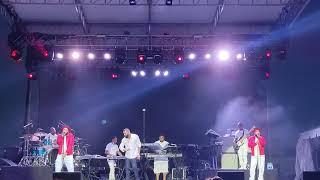 BoyzIIMen & Ginuwine Concert (Wisconsin State Fair 2021)