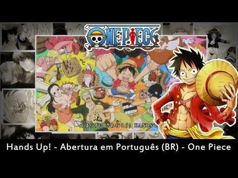 Baixar Hands Up! - Abertura em Português (BR) - One Piece