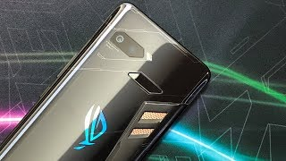 ROG Phone - smartphone chơi Game mạnh nhất của Asus