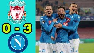 Liverpool vs Napoli 0 - 3   (29/7/2019)