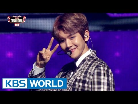 EXO-CBX - Hey MaMa! [2016 KBS Song Festival / 2017.01.01]