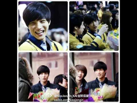 EXO-K/EXO-M Se Hun & Kai's Graduation