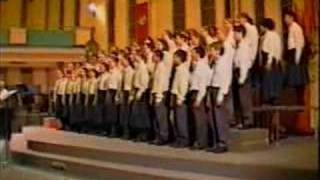 Can You Hear Me? (Bob Chilcott) SSA choir
