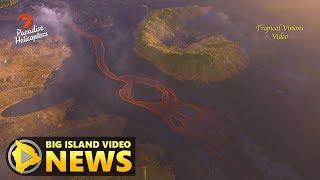 Hawaii Volcano Eruption Update - Thursday Morning (July 26, 2018)