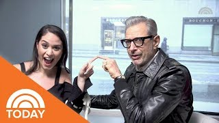 Jeff Goldblum Discusses Reprising Role In 'Jurassic World' | Donna Off-Air | TODAY