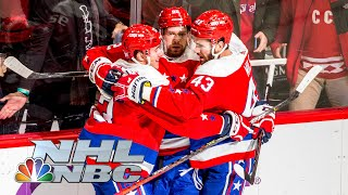 Hat Trick Challenge: Can Capitals bounce back against Flyers?   NHL on NBC