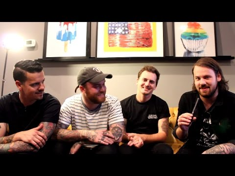 Beartooth | Pit Stories | The Noise Presents