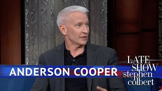 Anderson Cooper's Hope If Trump Defies The Rule Of Law