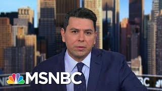Dozens On FBI Terrorist Watch List In DC On Day Of Riots   Ayman Mohyeldin   MSNBC