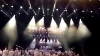 Supper Junior EXO DBSK End (Fancam HD)
