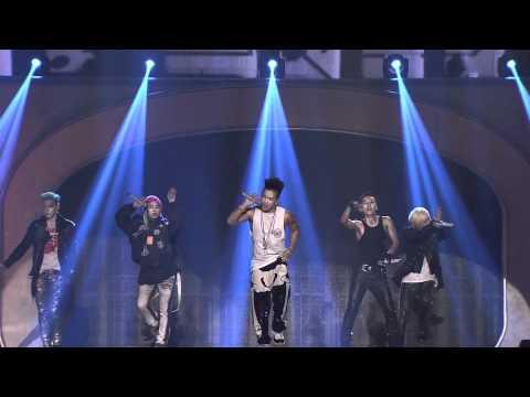 Big Bang - Bad Boy Live (HD) Alive Tour 2012