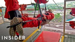 Riding The World's Fastest Zip Line & Canoeing Over 100 Feet In The Air | Travel Dares S2 Ep 2