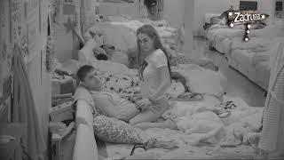 Zadruga 2 - Ana i David pred spavanje - 24.01.2019.