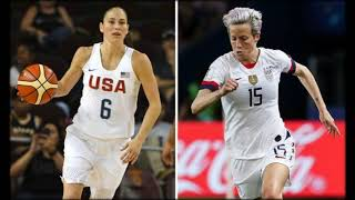 Where is Megan Rapinoe? Real reason USA star was left out against England