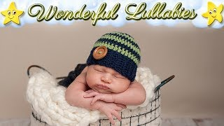 Super Relaxing Baby Lullabies Collection ♥ Best Soft Calming Bedtime Music ♫ Good Night