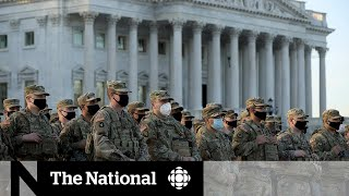 Washington ramps up security ahead of Biden inauguration