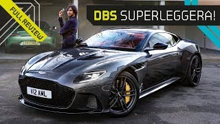 Mr AMG on the DBS Superleggera! The Ultimate Aston Martin!