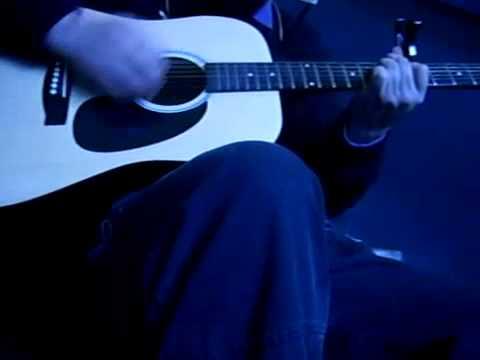 Blues con guitarra y armónica