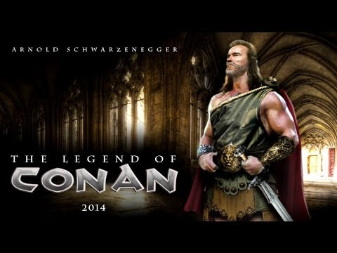 Legend Of Conan (2014) Trailer (NMA Parody) - Smashpipe News