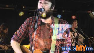 Avalanche City-Love Love Love LIVE at MYfm