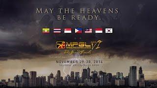 Mineski Pro-Gaming League SEASON 6 Grand Finals Teaser
