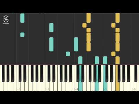 I.O.I (아이오아이) - 소나기 (Downpour) Piano Tutorial