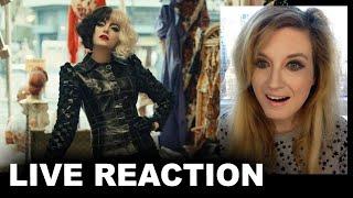 Cruella Trailer REACTION