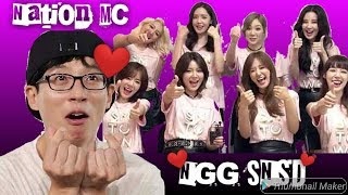 SNSD Biggest Fanboys - YOOJAESUK!! #FUNNY