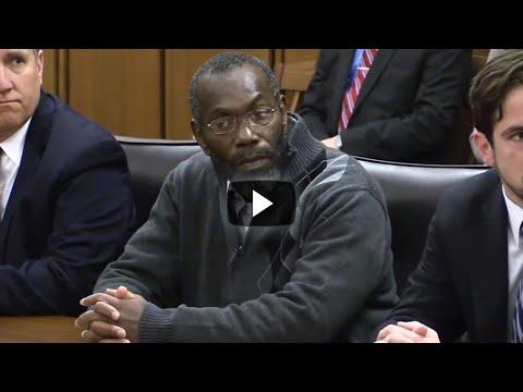 Mira Como Reacciona Un Hombre Cuando Es Liberado Luego De Pasar 39 Años En Prisión Por Un Crimen