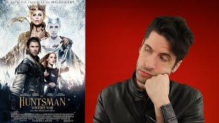 The   Huntsman: Winter's War – Movie Review