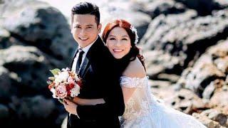 [8VBIZ] - Lê Phương, Quý Bình, Lê Giang và dàn Nghệ sĩ từ TP HCM xuống Long An dự đám cưới Hoàng Anh