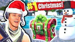 CHRISTMAS FORTNITE BATTLE ROYALE? (Fortnite Battle Royale)