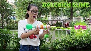 Đại Chiến Slime Blaster Với Anh TBB Thúi